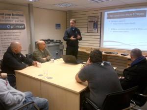 K-TAG Training at Viezu