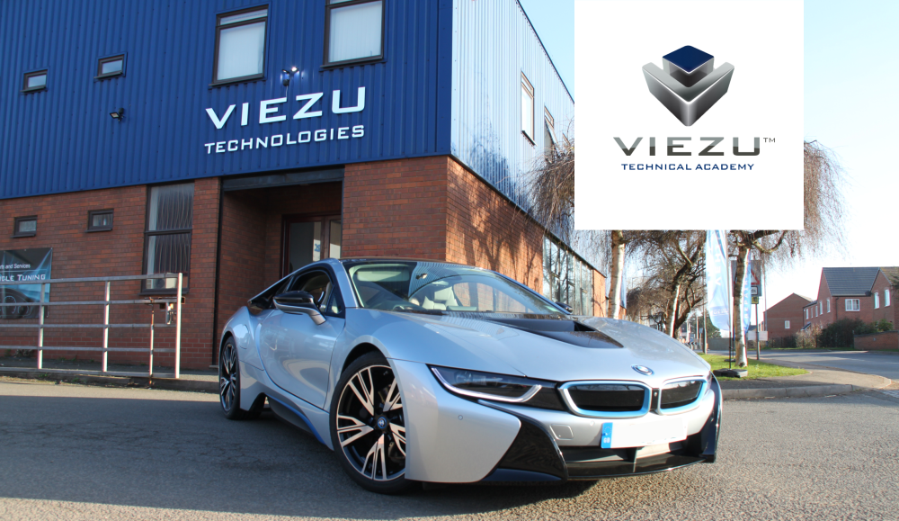 Engine Remap Training from The VIEZU Technical Academy