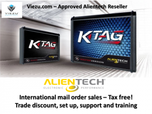 Alientech Tuning Tools