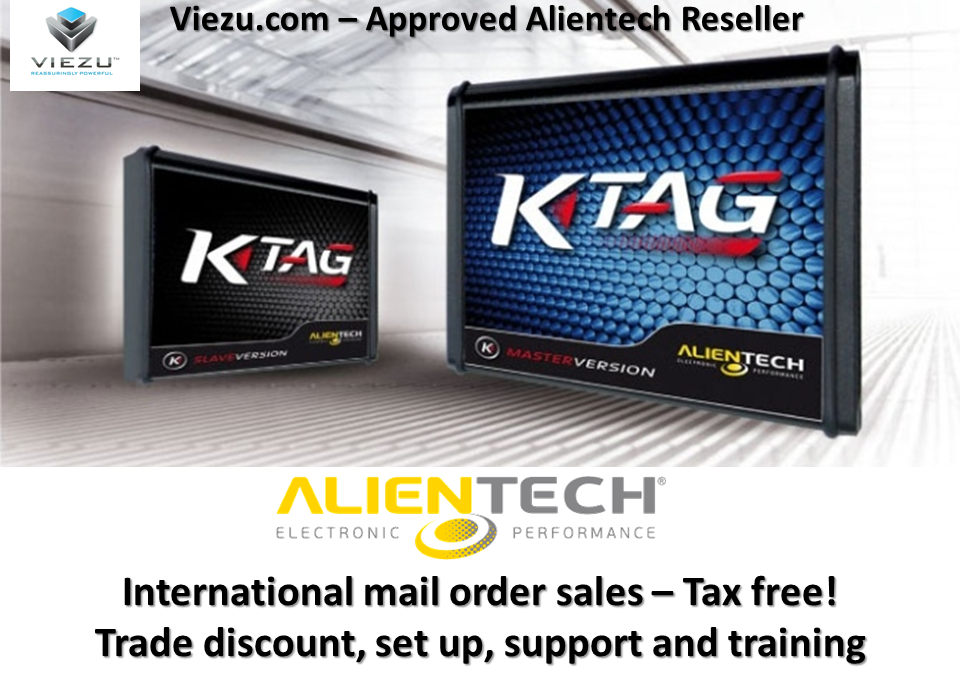 Alientech Tuning Tools, Kess V2, K-Tag and support all ready for a booming 2017