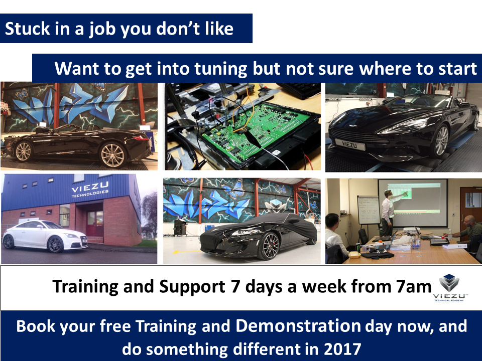 Viezu car tuning and ecu remapping training