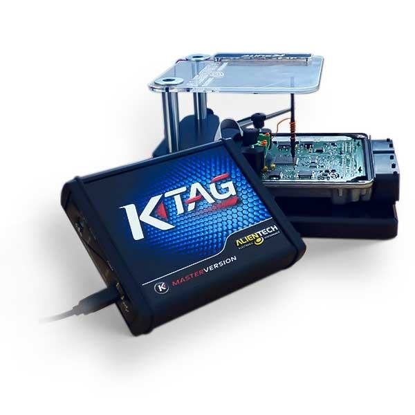 Alientech K-Tag Master Fully Active - All Protocols